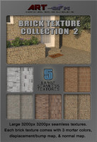 Brick Texture Collection-2