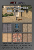 Brick Texture Collection 3