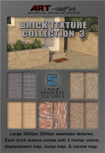 Brick Texture Collection 3