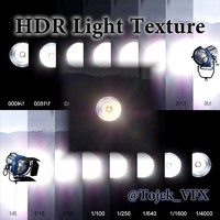 HDR Light Texture - Arrimax movie spotlight