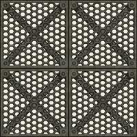 Metal Floor 2 | Tileable | 2048px