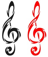 musical note sign