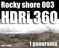 Hdr Rocky shore 003