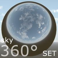 360 environment sky texture 05