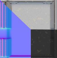 Scifi Metal Wall Texture