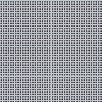 Metal dot plate texture