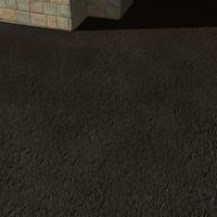 plain asphalt