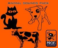 Animal Sounds Pack