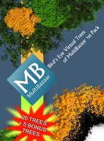 Multibazaar Bird's Eye Virtual Trees 1st Pack