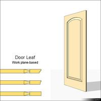 Door Leaf Moulding 01466se