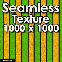 Pattern 020 - Yellow Green