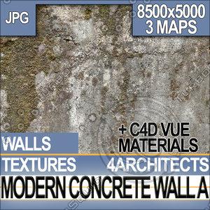 Modern Concrete Wall Material A