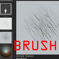 Zbrush Scrutches