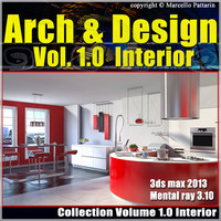 Shaders Shaders Arch e Design Collection Vol.1 Mental ray 3.10