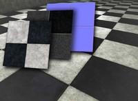 CheckeredTileFloor