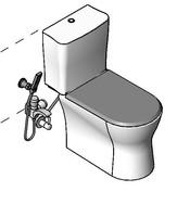 Revit WC - Roca