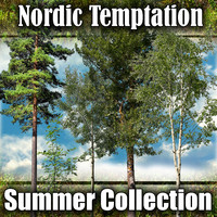 Nordic Temptation - Summer Collection