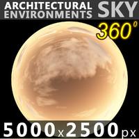 Sky 360 Sunset 051 5000x2500