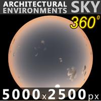 Sky 360 Sunset 062 5000x2500