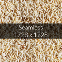 Backed rice texture map 02