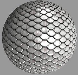 Armor 5 | Tileable | 2048px
