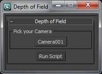 Camera Z Depth