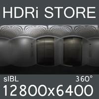 elevator HDRi