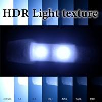 Free HDR Light texture - pinlight