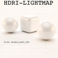 HDRI studio tent 004
