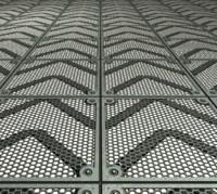 Metal Floor 1 | Tileable | 2048px