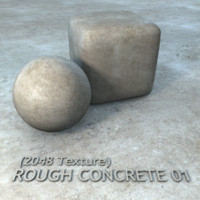 Rough Concrete 01