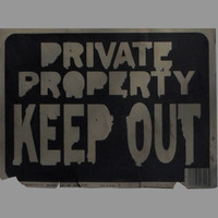 sign_privatepropertyKeepout
