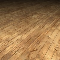 Old Wood Floor 1-1