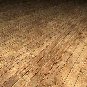 Old Wood Floor 1-1