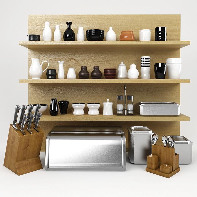 max kitchen stuff set