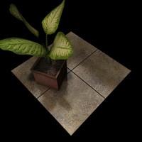 Stone Tiles 001 A