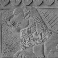Loin Stone Art Texture 03