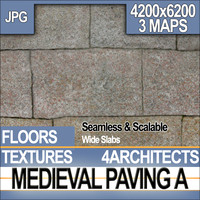 Medieval Paving A