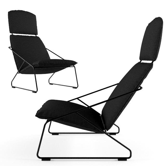 3ds villstad easy chair