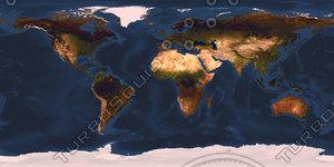 Earth natural 21 20000x10000