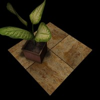 Stone Scabos Travertine Tiles B