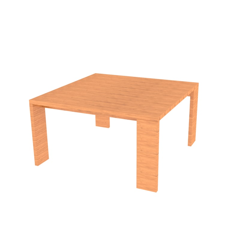 dord table 3d max