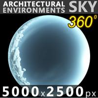 Sky 360 Morning 003 5000x2500