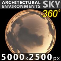 Sky 360 Sunset 044 5000x2500