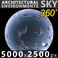 Sky 360 Sunset 069 5000x2500