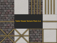 Tudor House Texture Pack 1