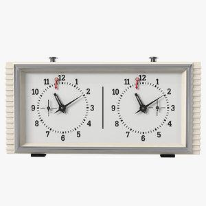 chess clock max