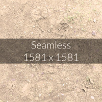 Yellow Soil Texture Map 11