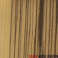 zebrano veneer texture 8k