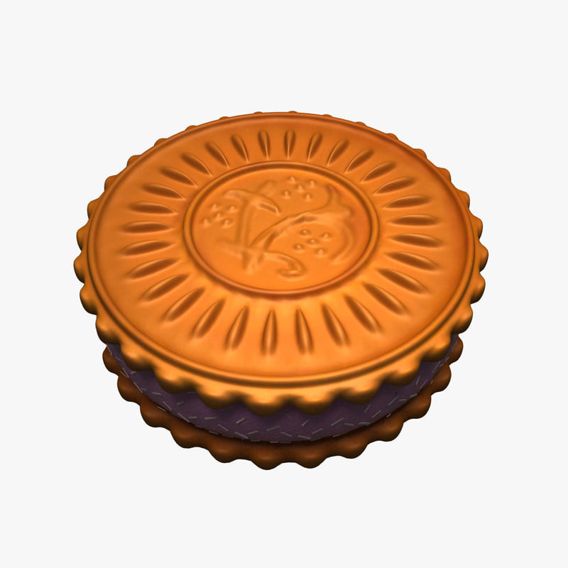 cookie 1 3d 3ds
